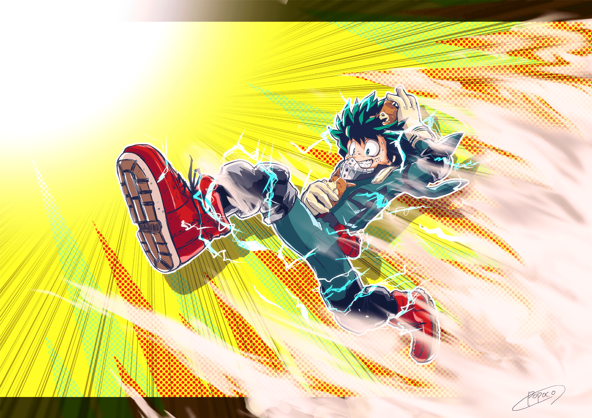 Boku No Hero Academia Computer Wallpapers, Desktop Backgrounds ...