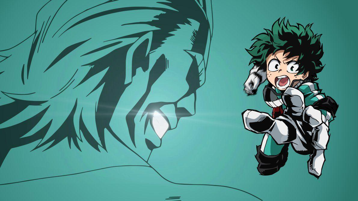 Boku No Hero Academia Wallpaper [4k] by ThePi7on on DeviantArt