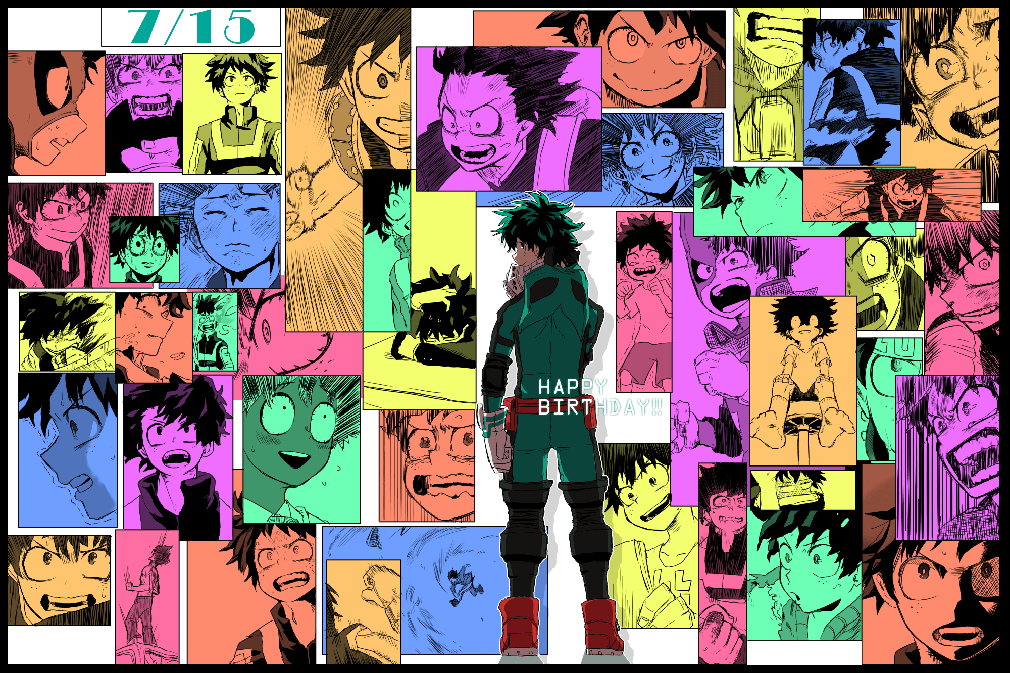 boku no hero academia wallpaper Archives - HD Wallpapers Buzz