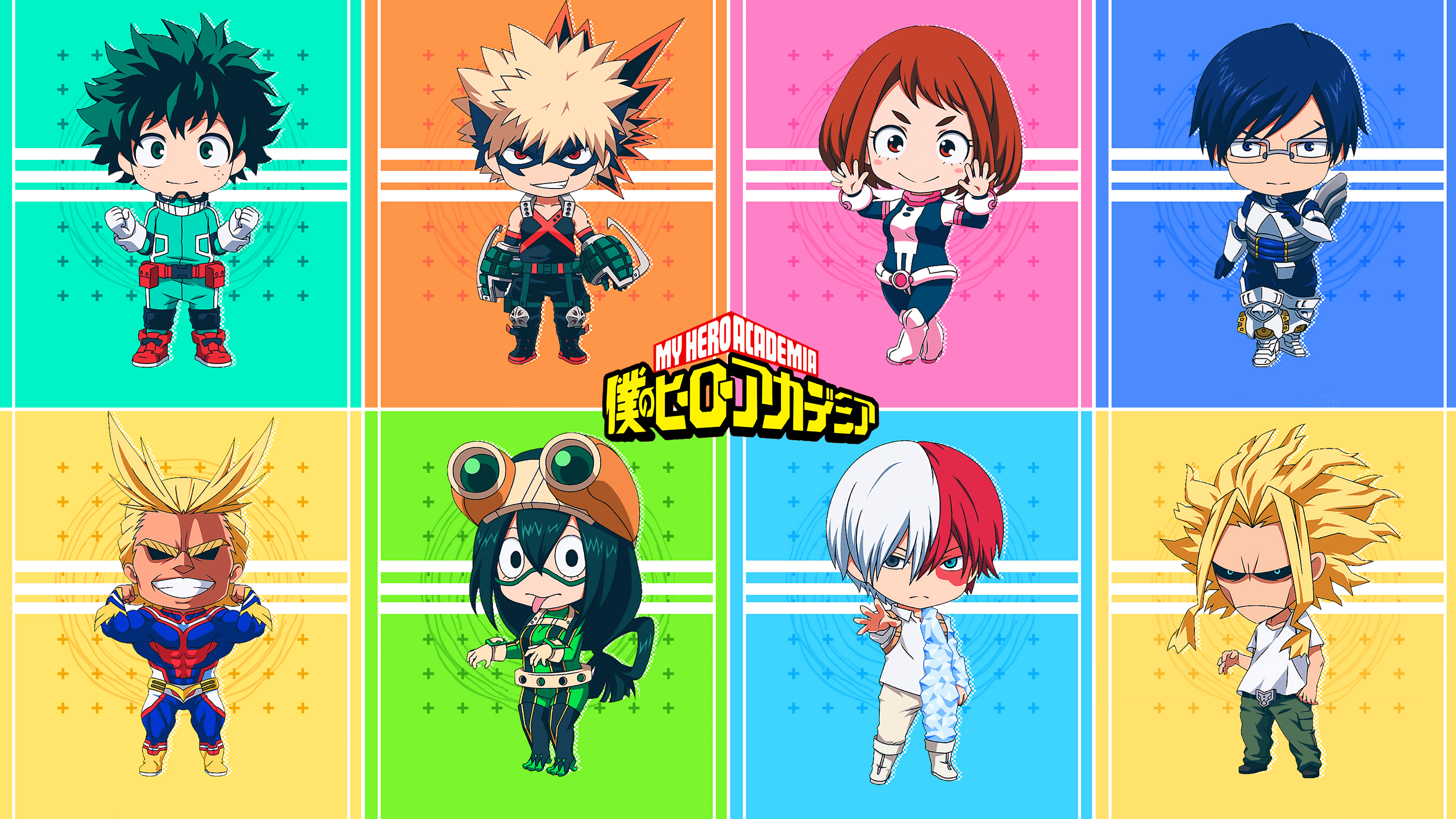 52 My Hero Academia HD Wallpapers | Backgrounds - Wallpaper Abyss