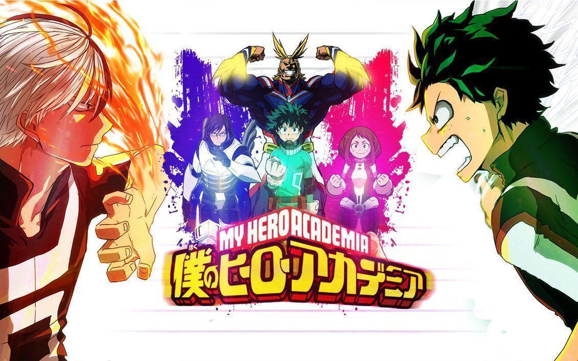 Boku no hero academia wallpaper (1440 x 900) by TechniBroom29 on ...