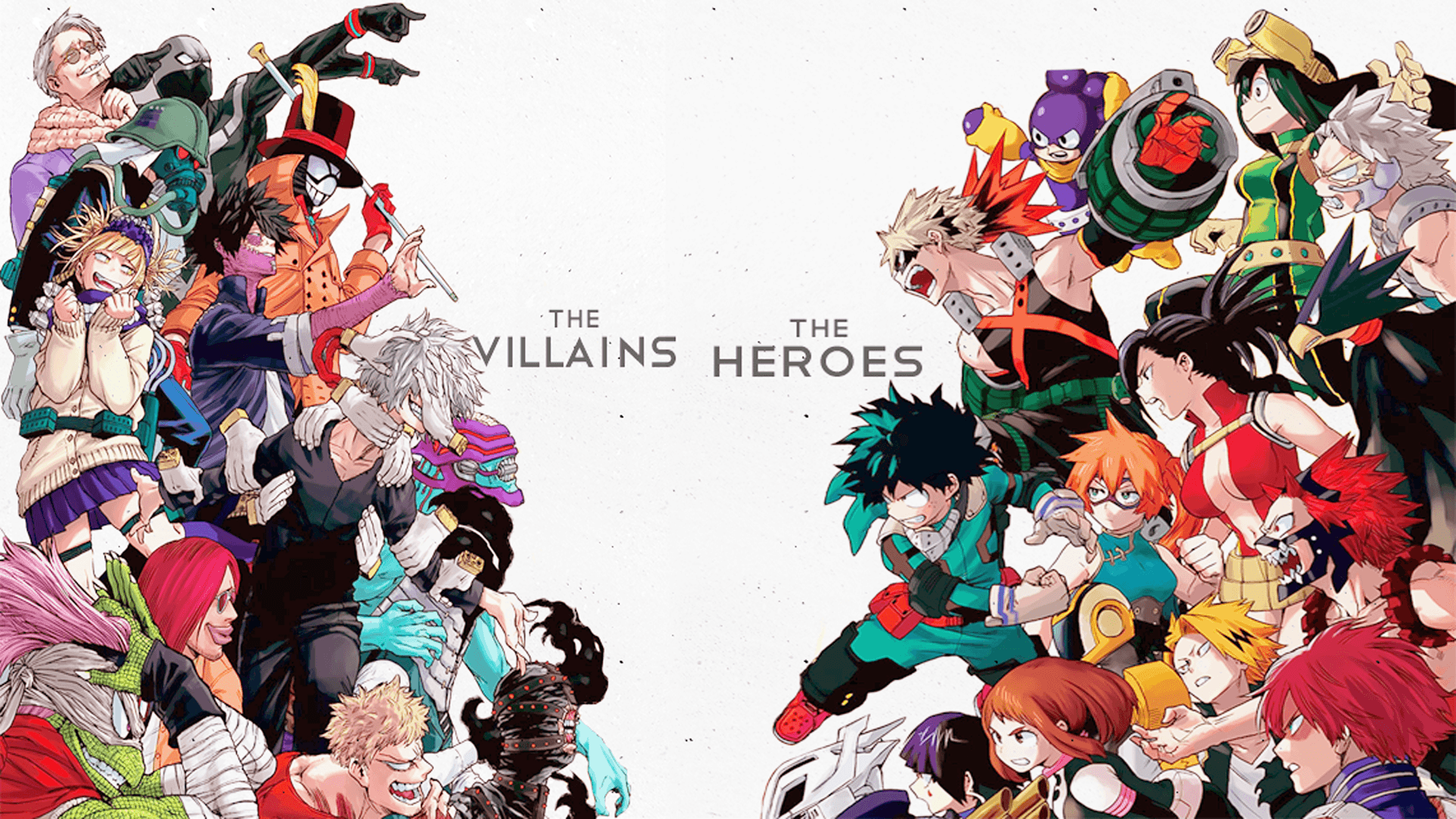 549 Boku No Hero Academia HD Wallpapers | Backgrounds - Wallpaper ...