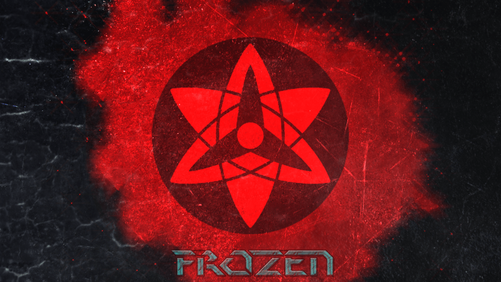 Eternal Mangekyou Sharingan Wallpaper - Frozen by TheCombatCA on ...