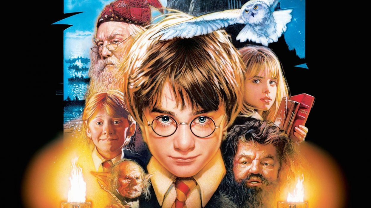 HARRY POTTER SORCERERS STONE wallpapers