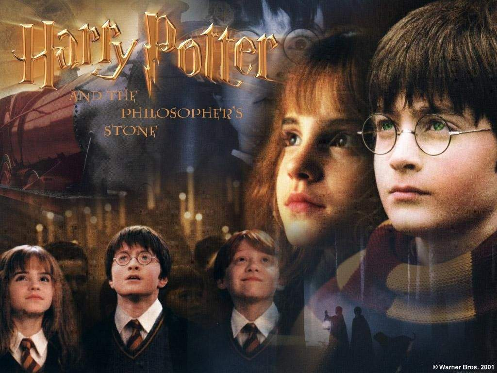 Ana Kimley: Harry Potter and The Philosopher's Stone Wallpapers
