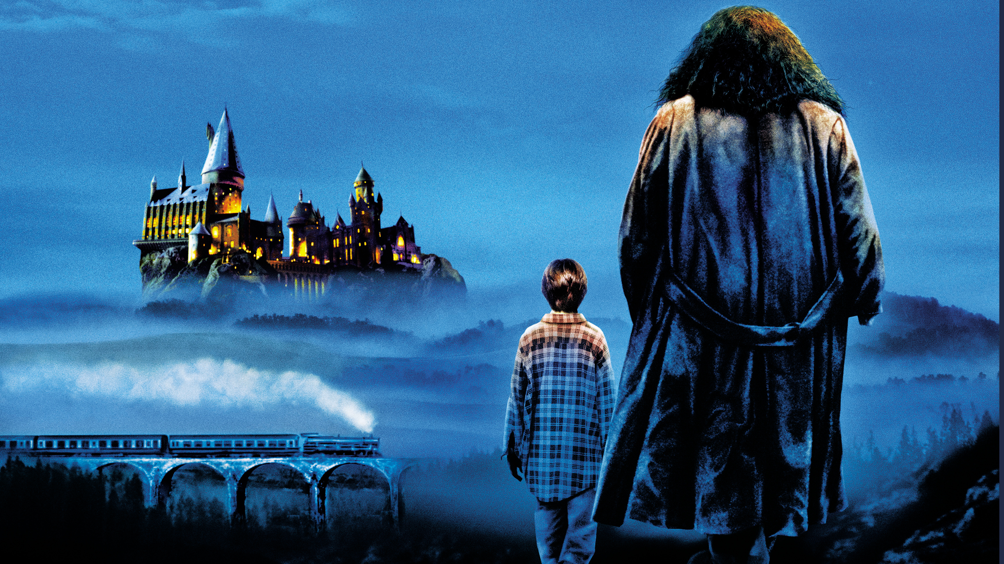 Harry Potter And The Sorcerers Stone, HD Movies, 4k