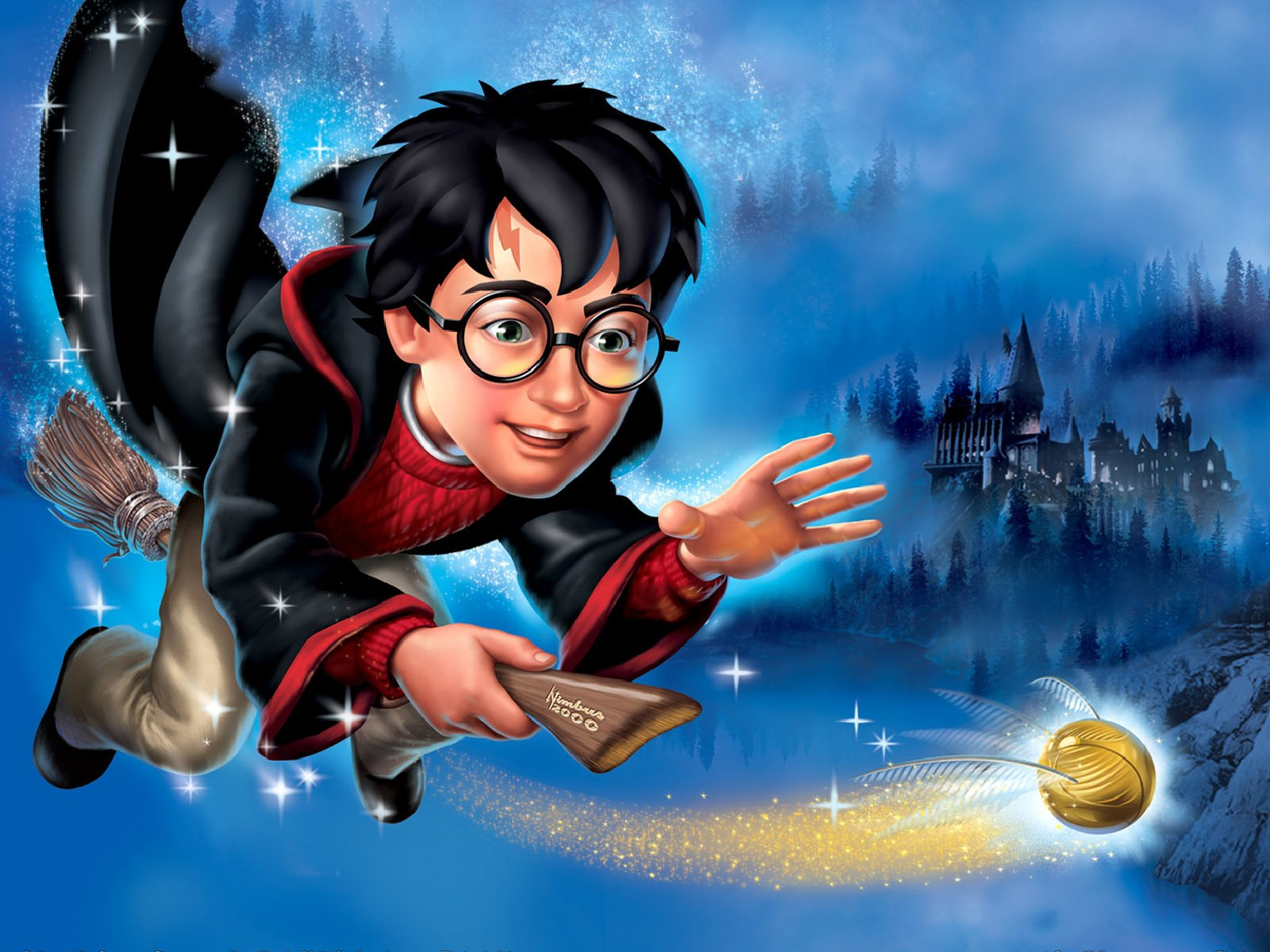 Harry Potter And The Sorcerer's Stone Wallpapers and
