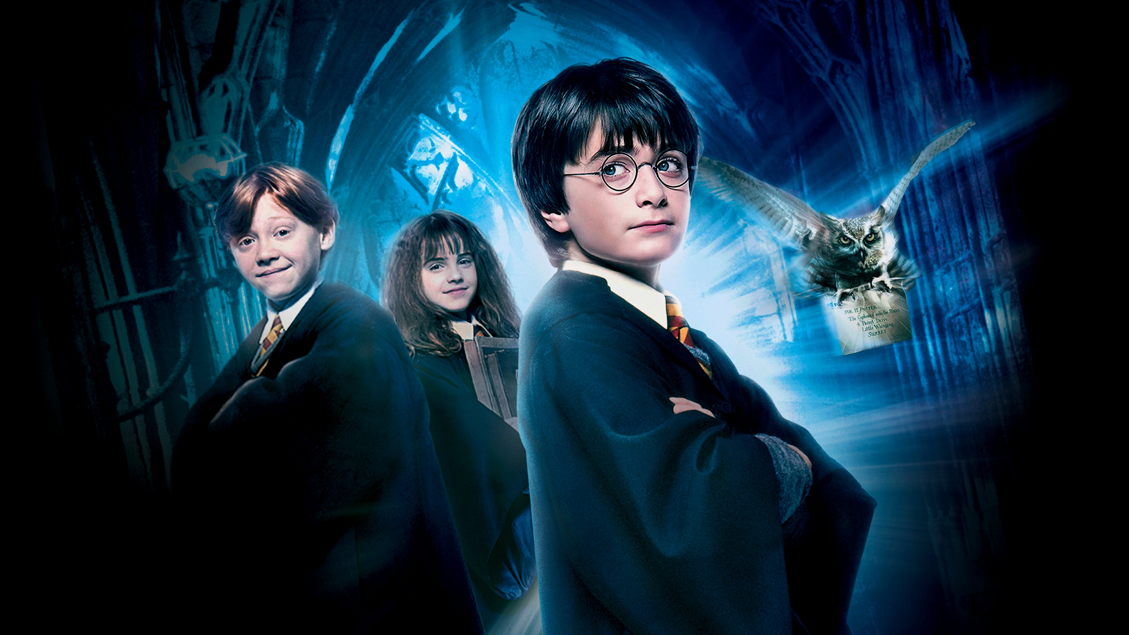 Legenda Harry Potter and the Philosopher's Stone