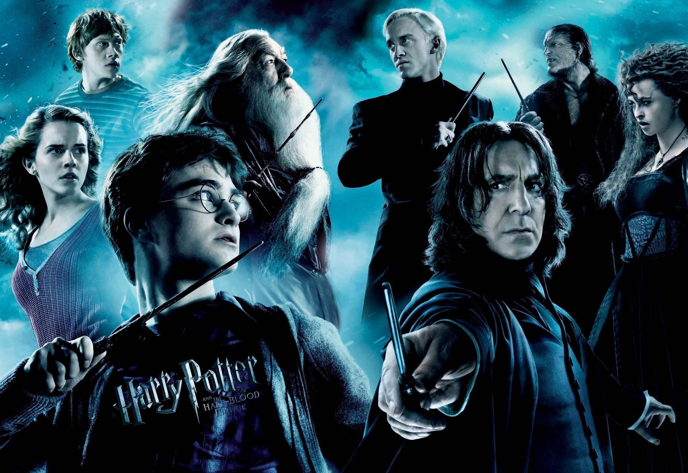 Harry Potter All Characters Wallpapers