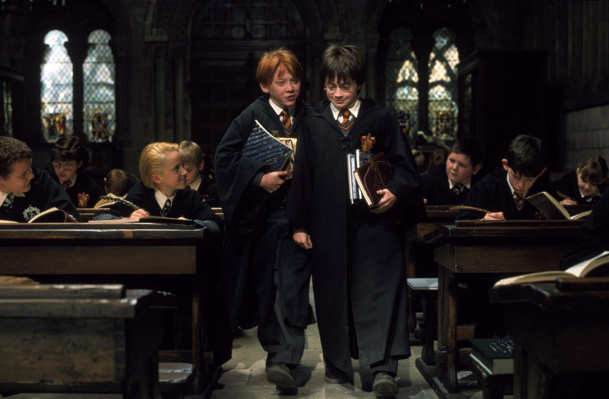 "Movie Review: ""Harry Potter and the Sorcerer's Stone"