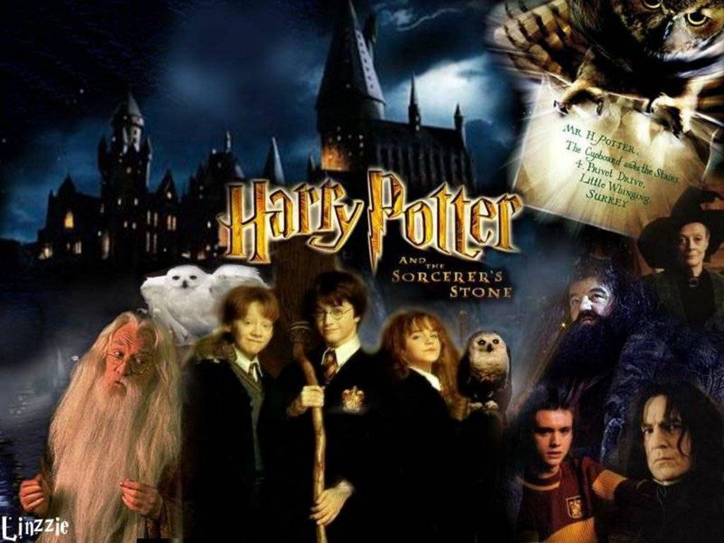 Harry Potter And The Sorcerers Stone Wallpapers