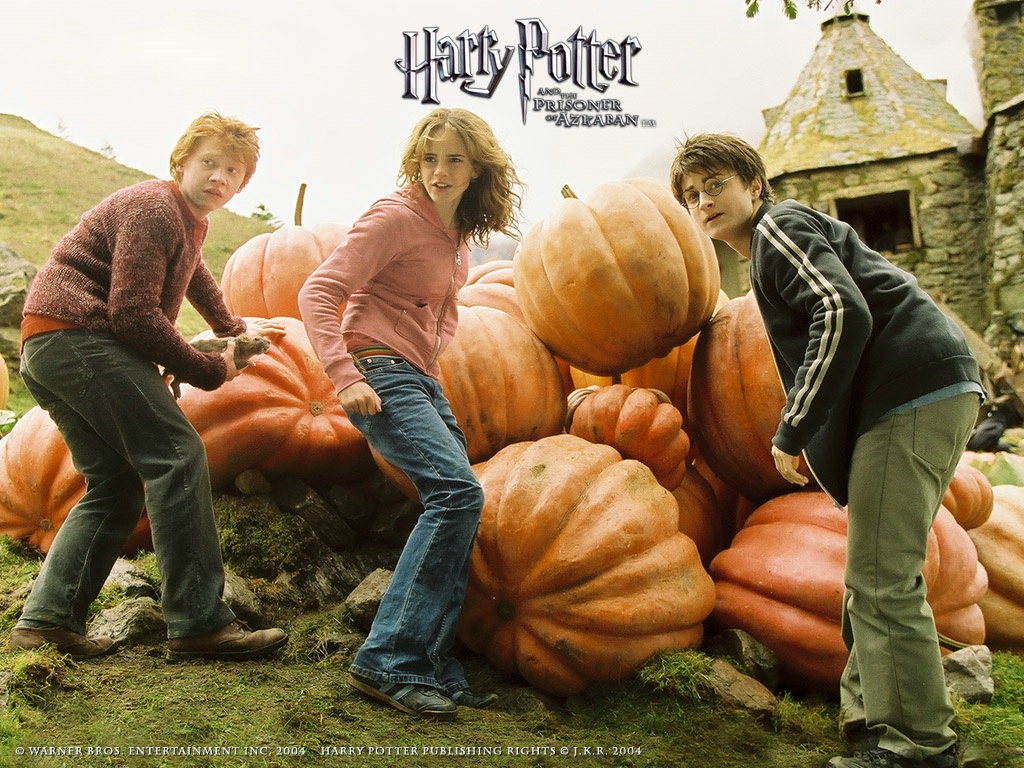 Harry Potter and the Prisoner of Azkaban Wallpapers ~ Logo and