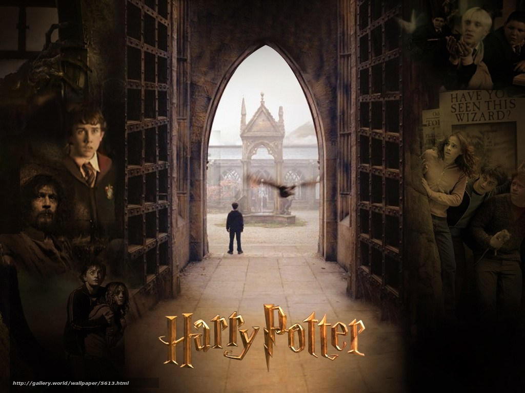Download wallpapers Harry Potter and the Prisoner of Azkaban, Harry