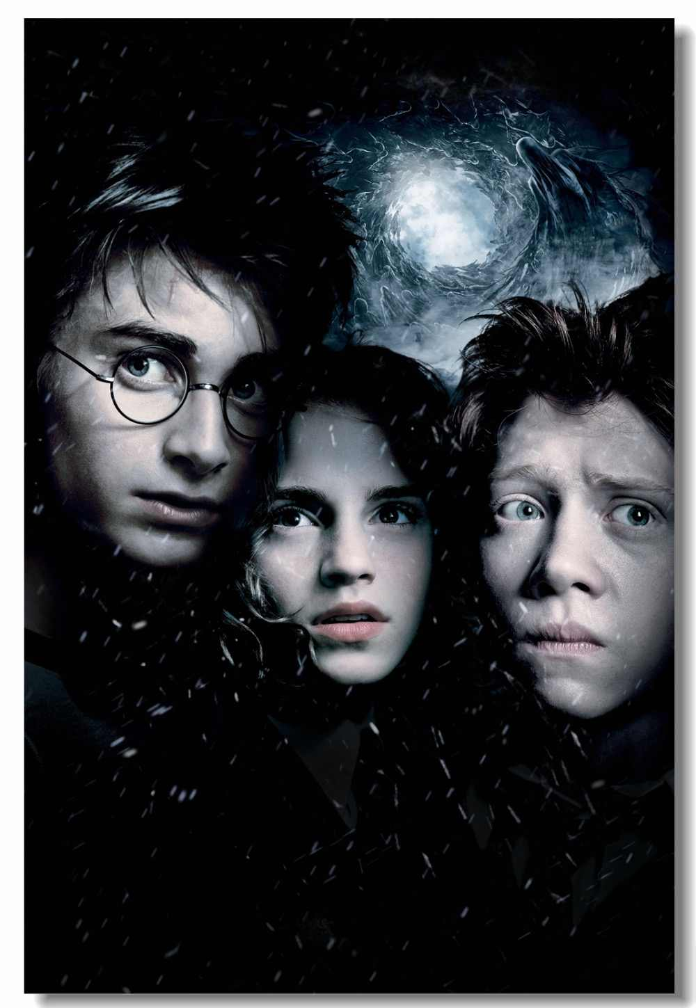 Custom Canvas Wall Decal Harry Potter Sirius Black Poster Wizard David Thewlis Stickers The Prisoner Of Azkaban Wallpapers
