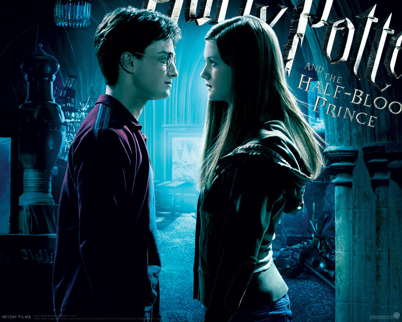 Harry Potter Couples image Harry & Ginny HD wallpapers and