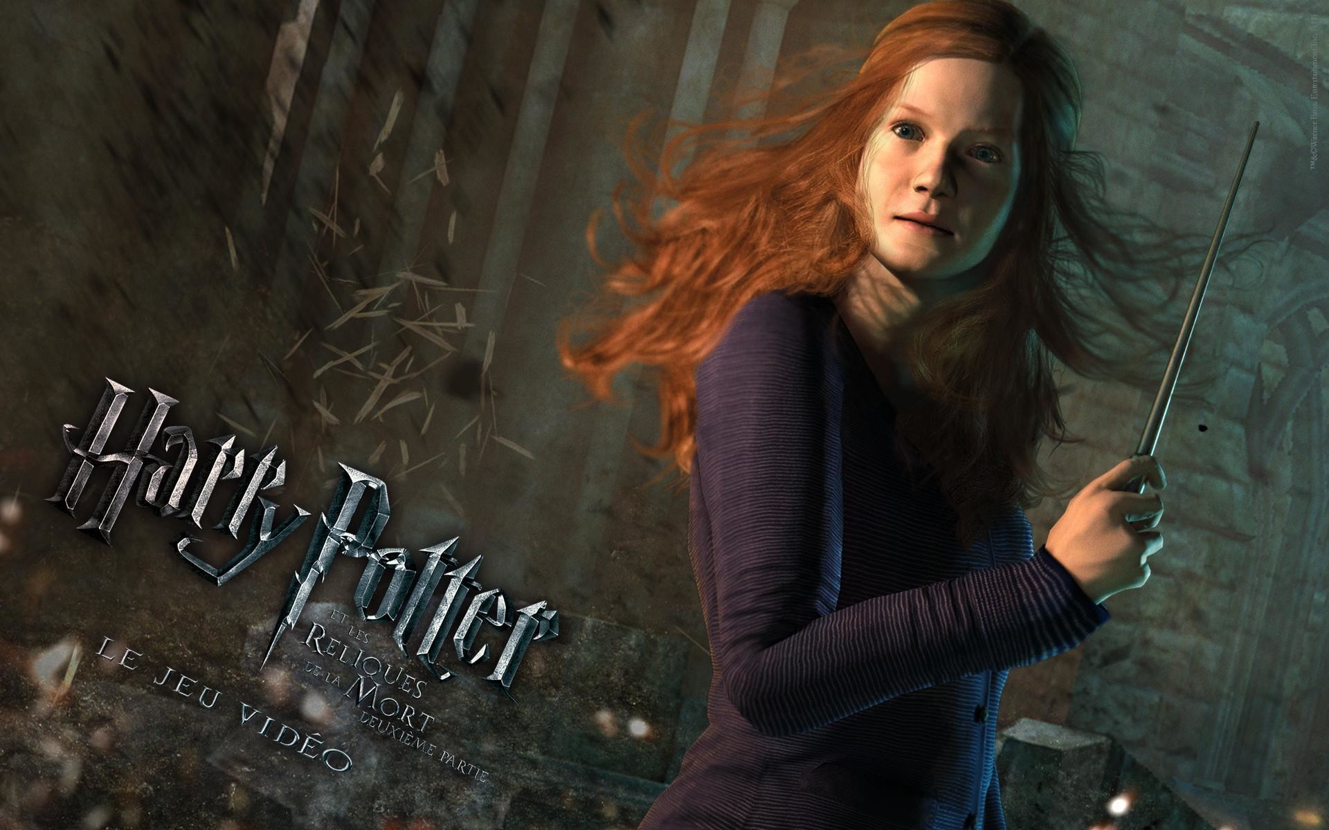 Ginny Weasley Wallpapers