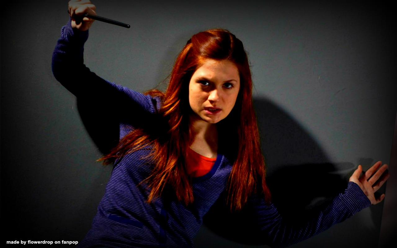 Harry Potter image Ginny Weasley Wallpapers HD wallpapers and