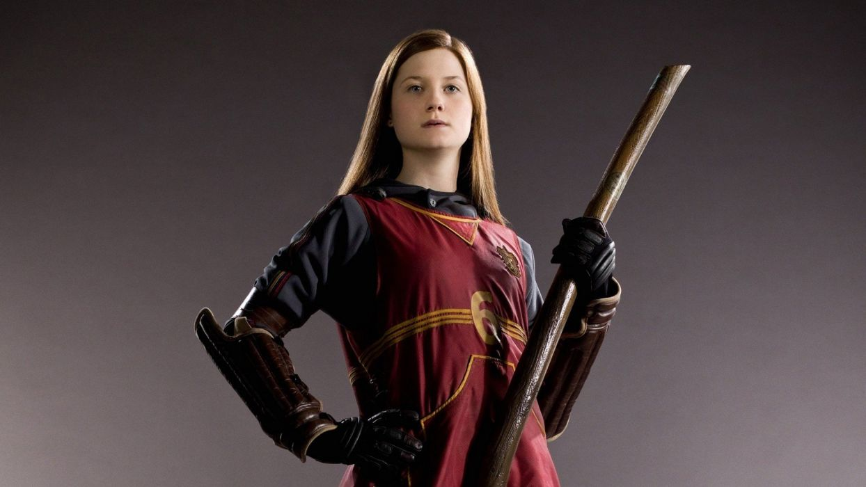 Harry Potter Bonnie Wright Ginny Weasley wallpapers
