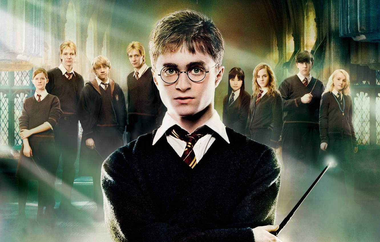 Wallpapers Emma Watson, Daniel Radcliffe, Rupert Grint, Harry Potter
