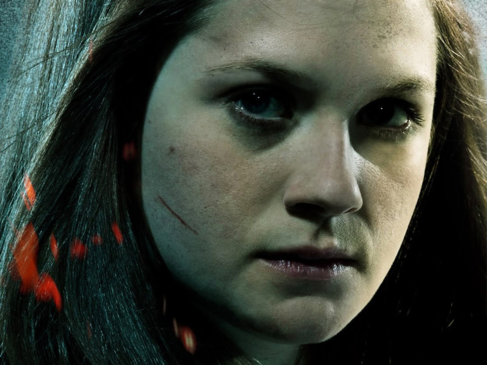 Ginny Weasley It All Ends Here 1600×1200 hp7 – Digital Citizen