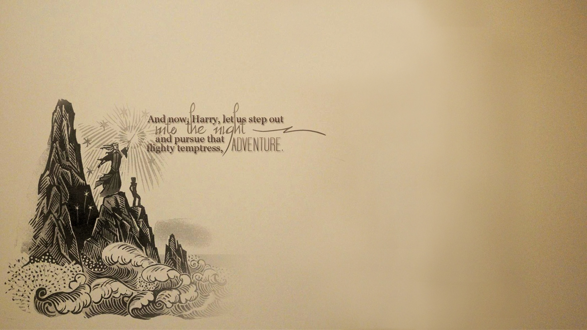 Harry Potter Quote Wallpapers