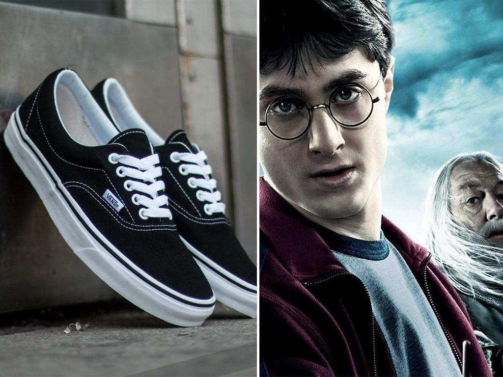 The Vans Harry Potter Collection Is Every Potterheads Dream
