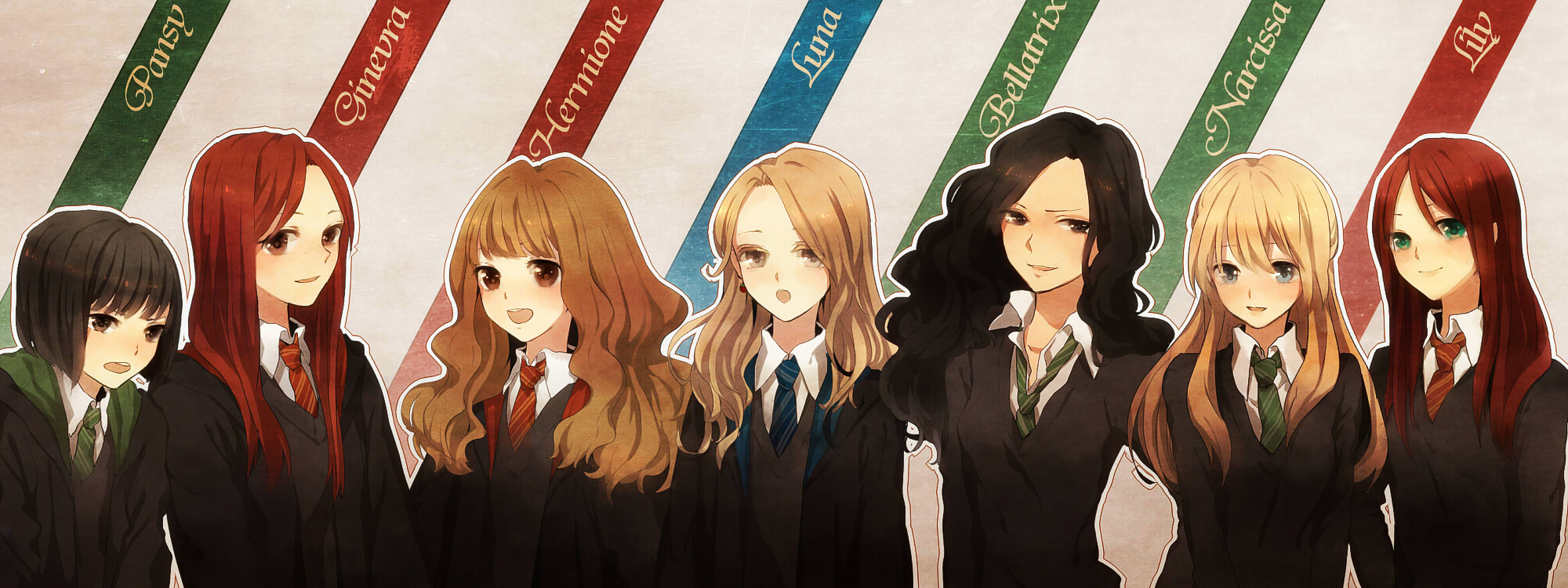 Harry Potter Anime image Potter Anime HD wallpapers and backgrounds