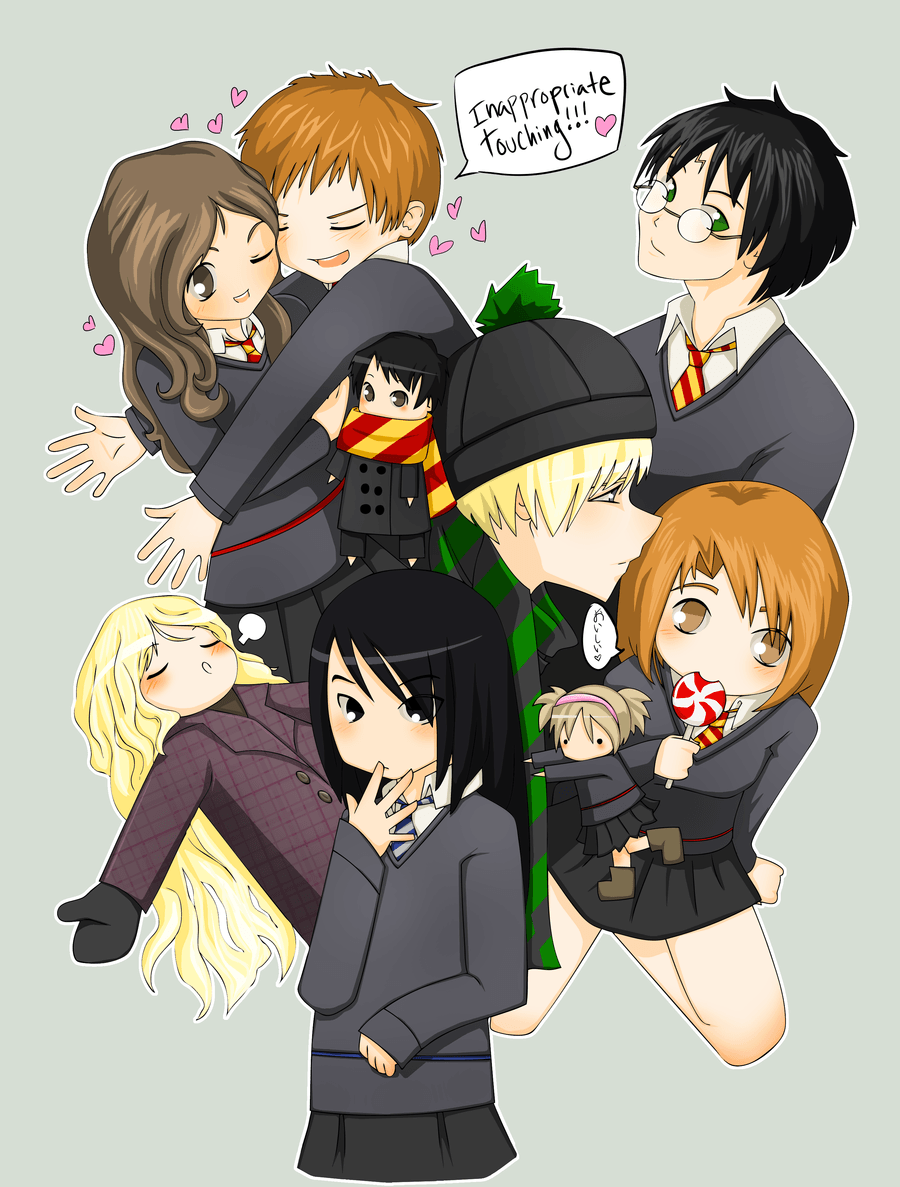 Cute Harry Potter Wallpapers