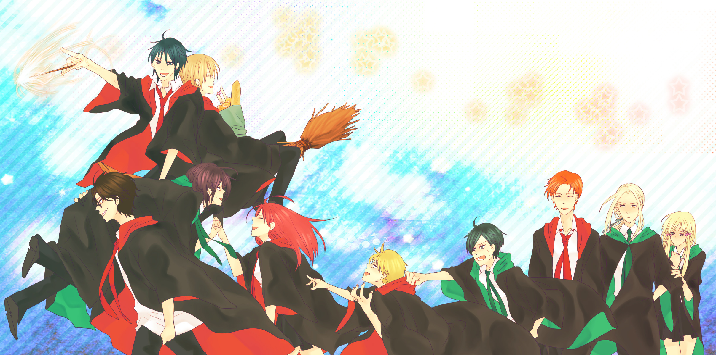 Harry Potter Anime image Marauders HD wallpapers and backgrounds