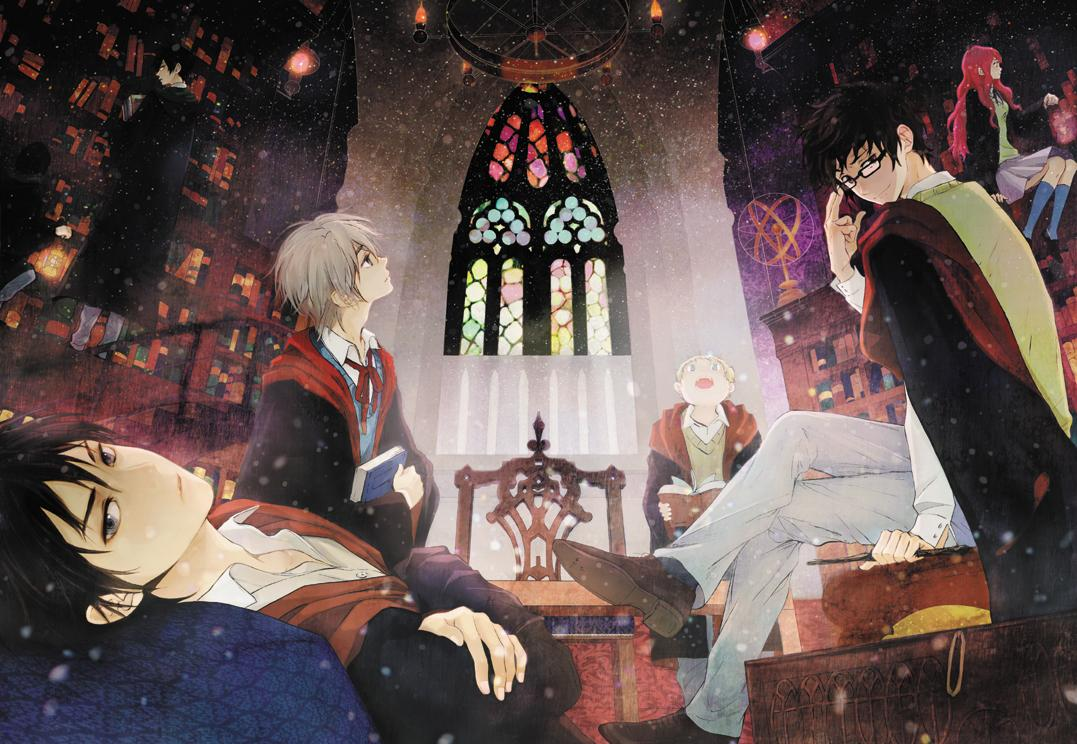 Harry Potter Anime Wallpapers Group
