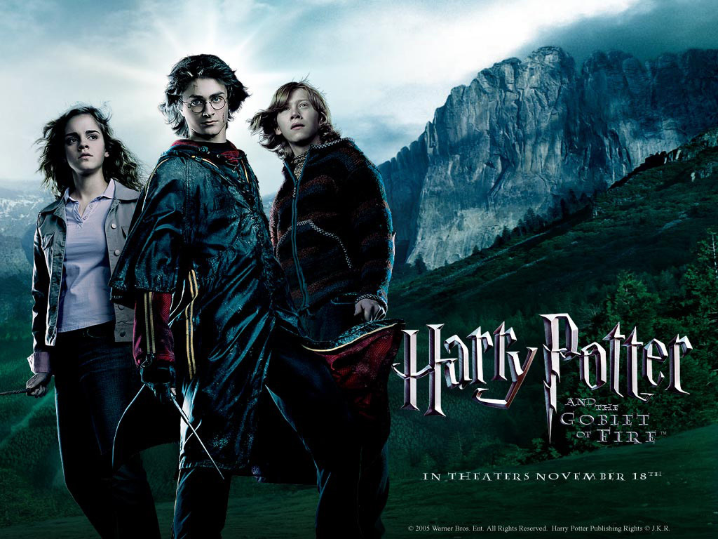Harry Potter & the goblet of fire image The trio HD wallpapers and