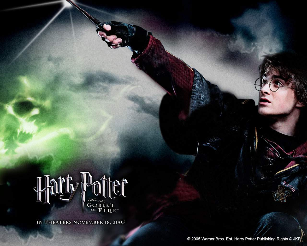 Harry Potter and the Goblet of Fire Wallpapers