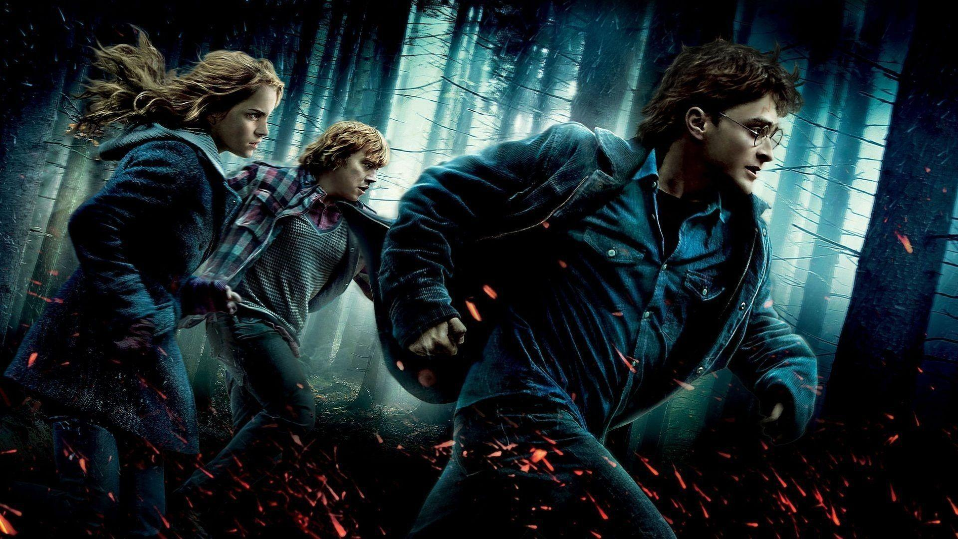 156 Harry Potter HD Wallpapers