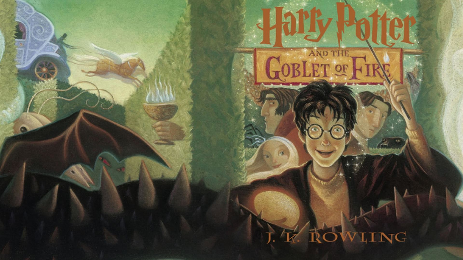 Harry Potter Book Wallpapers