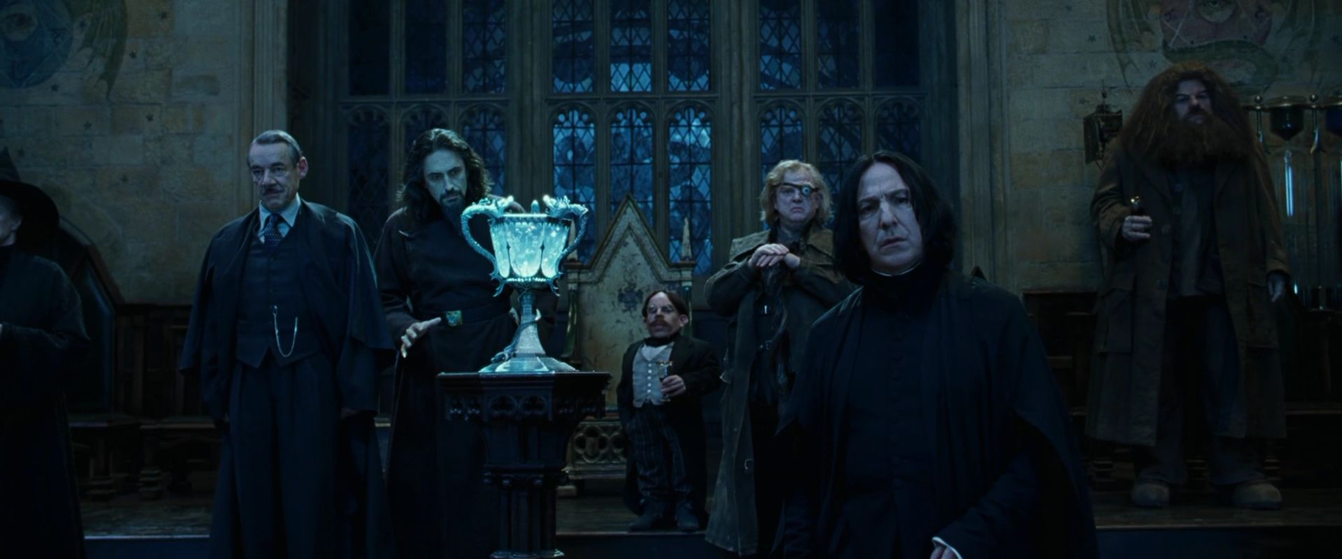 Sibs Weekend Marathon: HARRY POTTER AND THE GOBLET OF FIRE