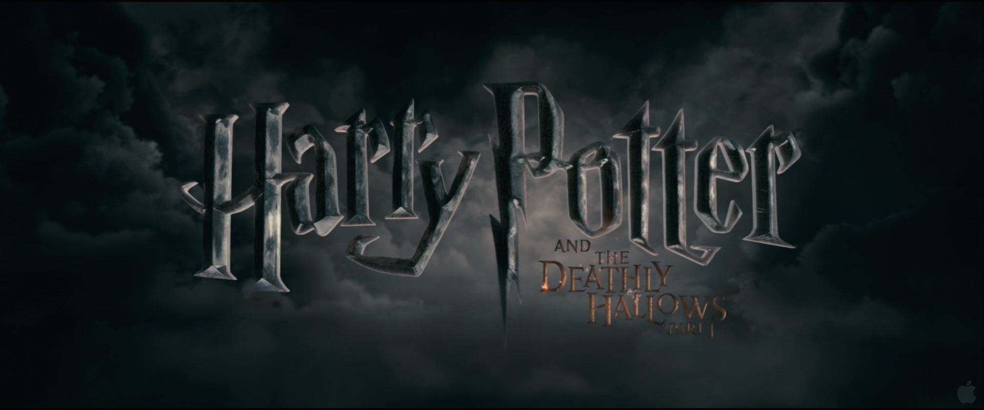 Harry Potter and the Deathly Hallows Movie Logo Desktop Wallpapers