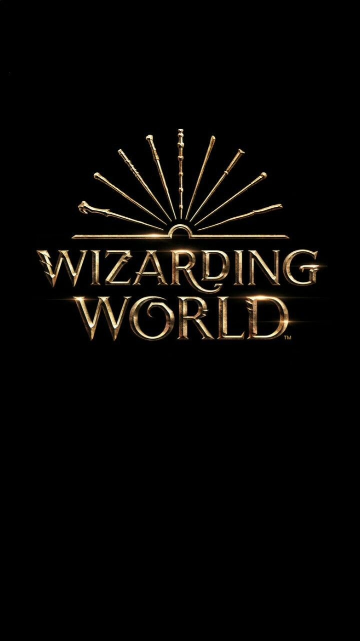 New! JK Rowling's Wizarding world logo wallpapers