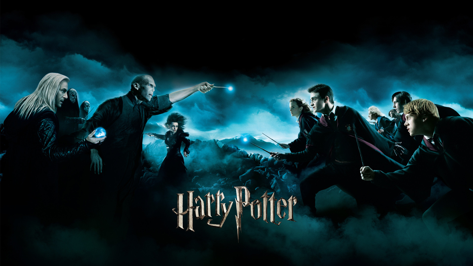 Beautiful Harry Potter Logo Wallpapers – iMovie