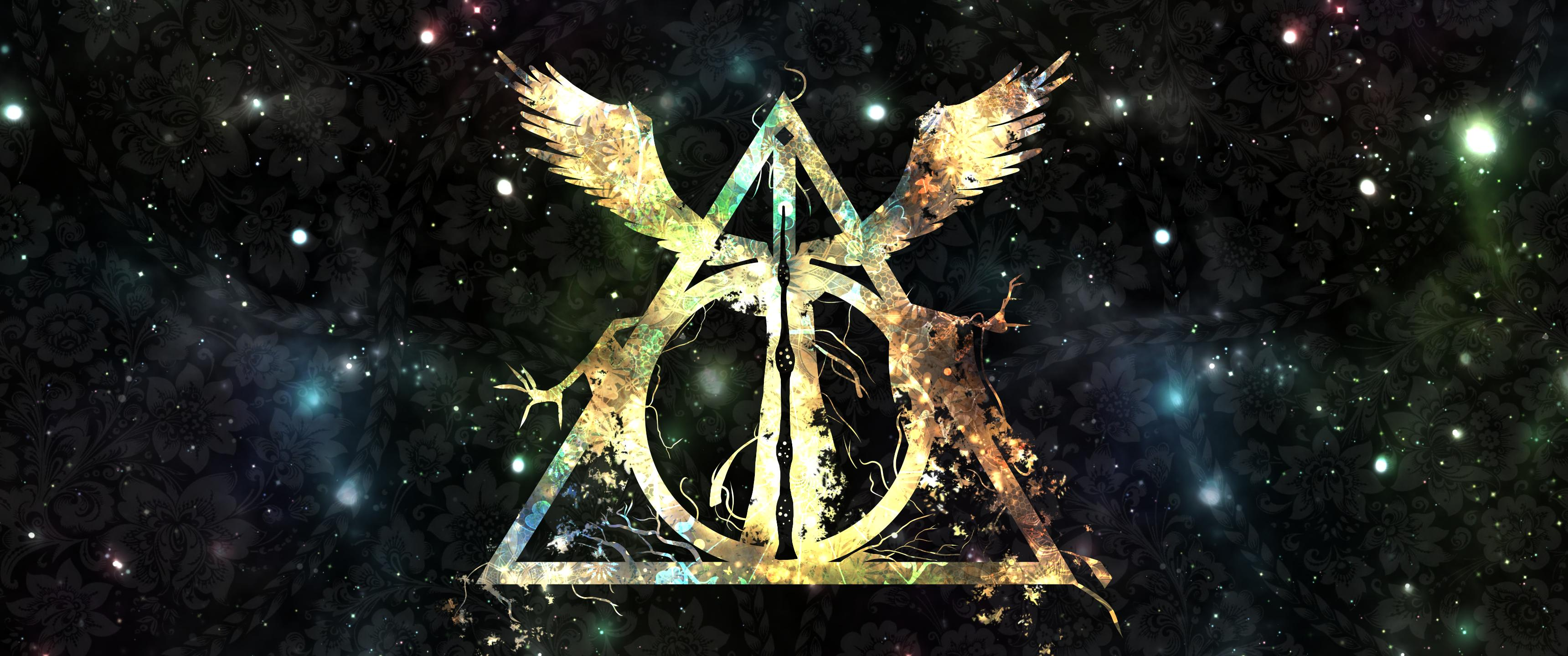 Harry Potter Deathly Hallows HD Wallpapers