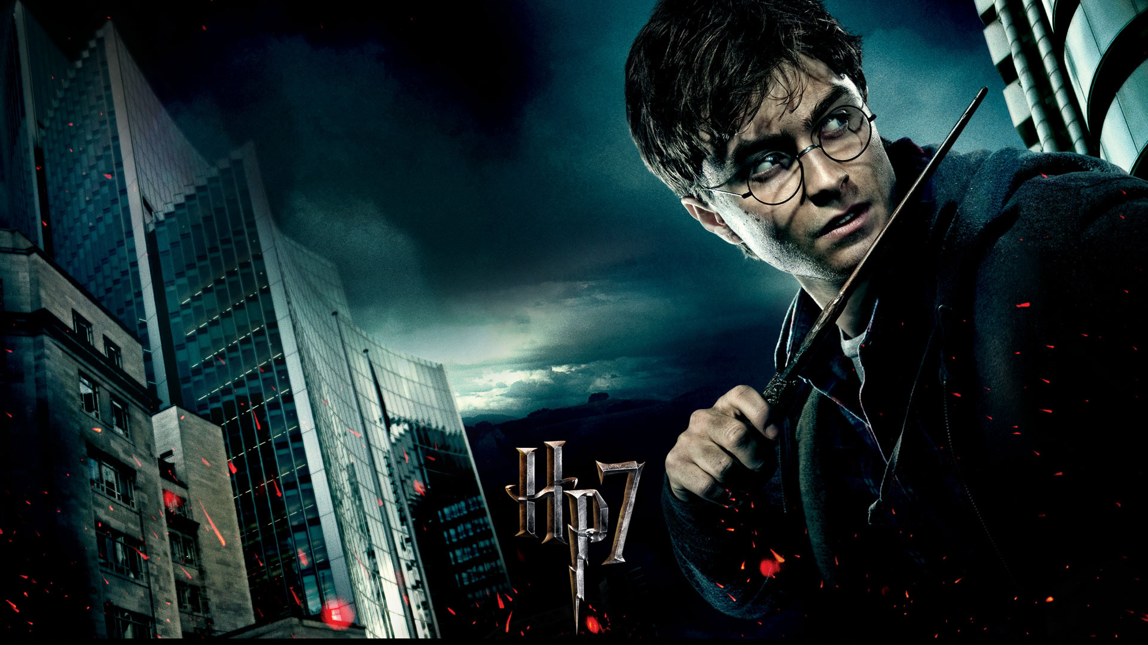 Harry Potter And Deathly Hallows Wallpapers for Desktop and