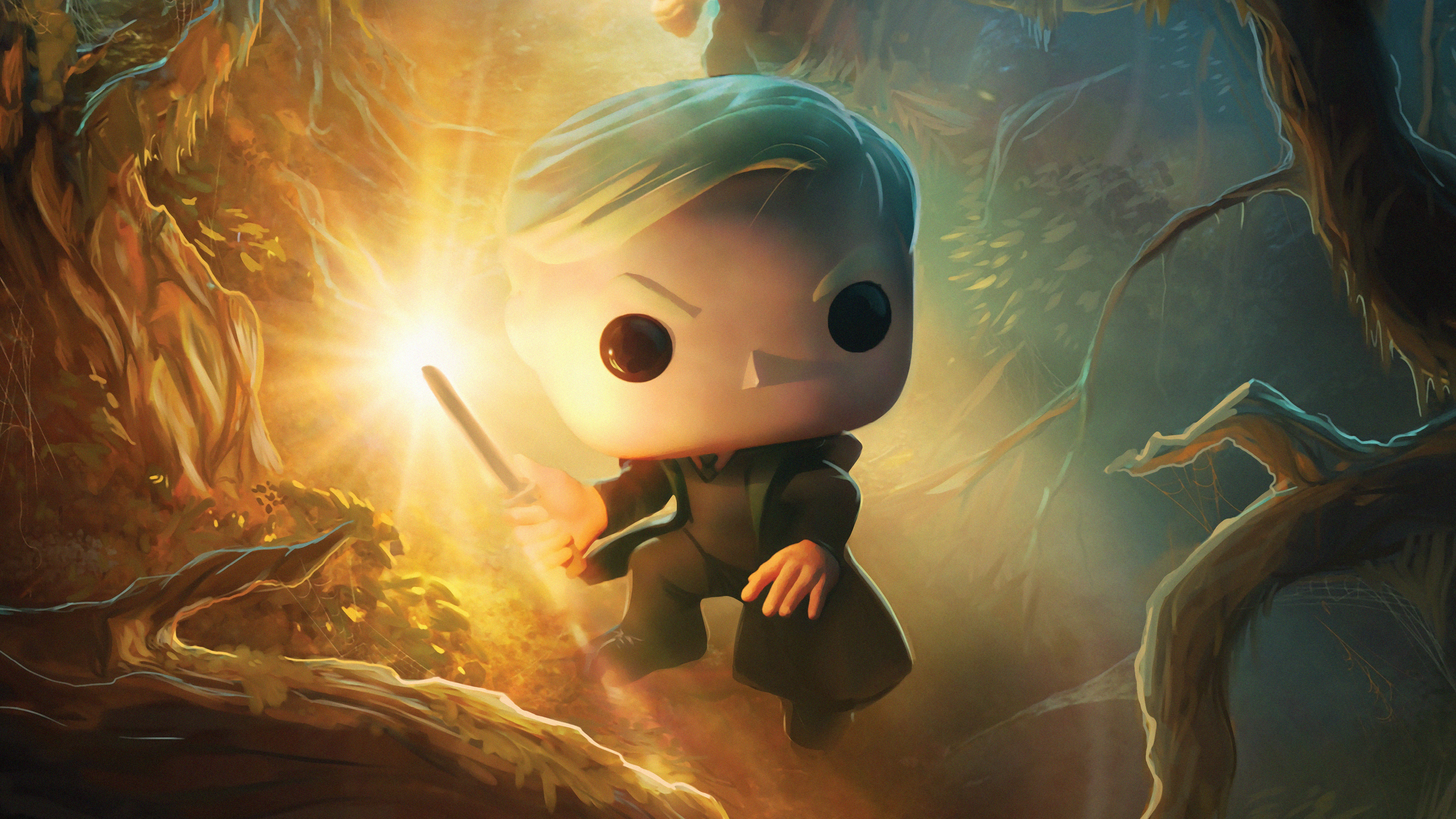 2019 Harry Potter Dc Funkoverse 4k, HD Games, 4k Wallpapers