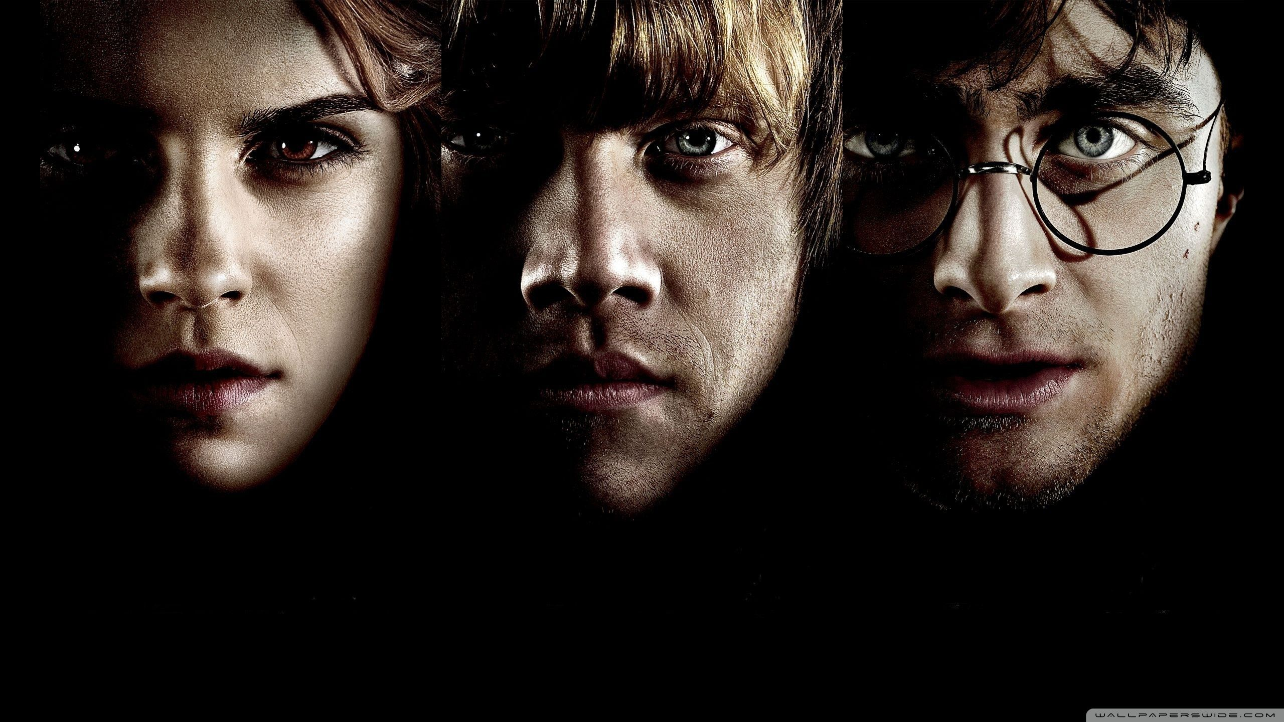 Hermione, Ron And Harry Potter ❤ 4K HD Desktop Wallpapers
