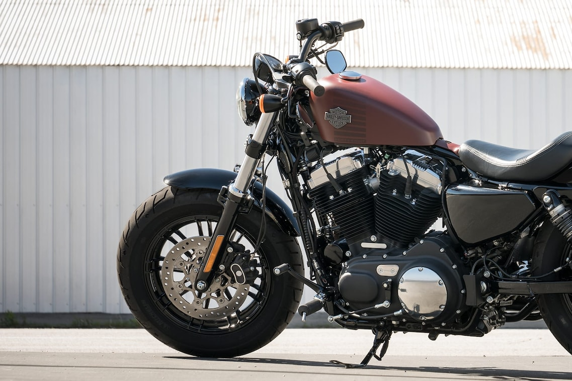 2018 Sportster Forty