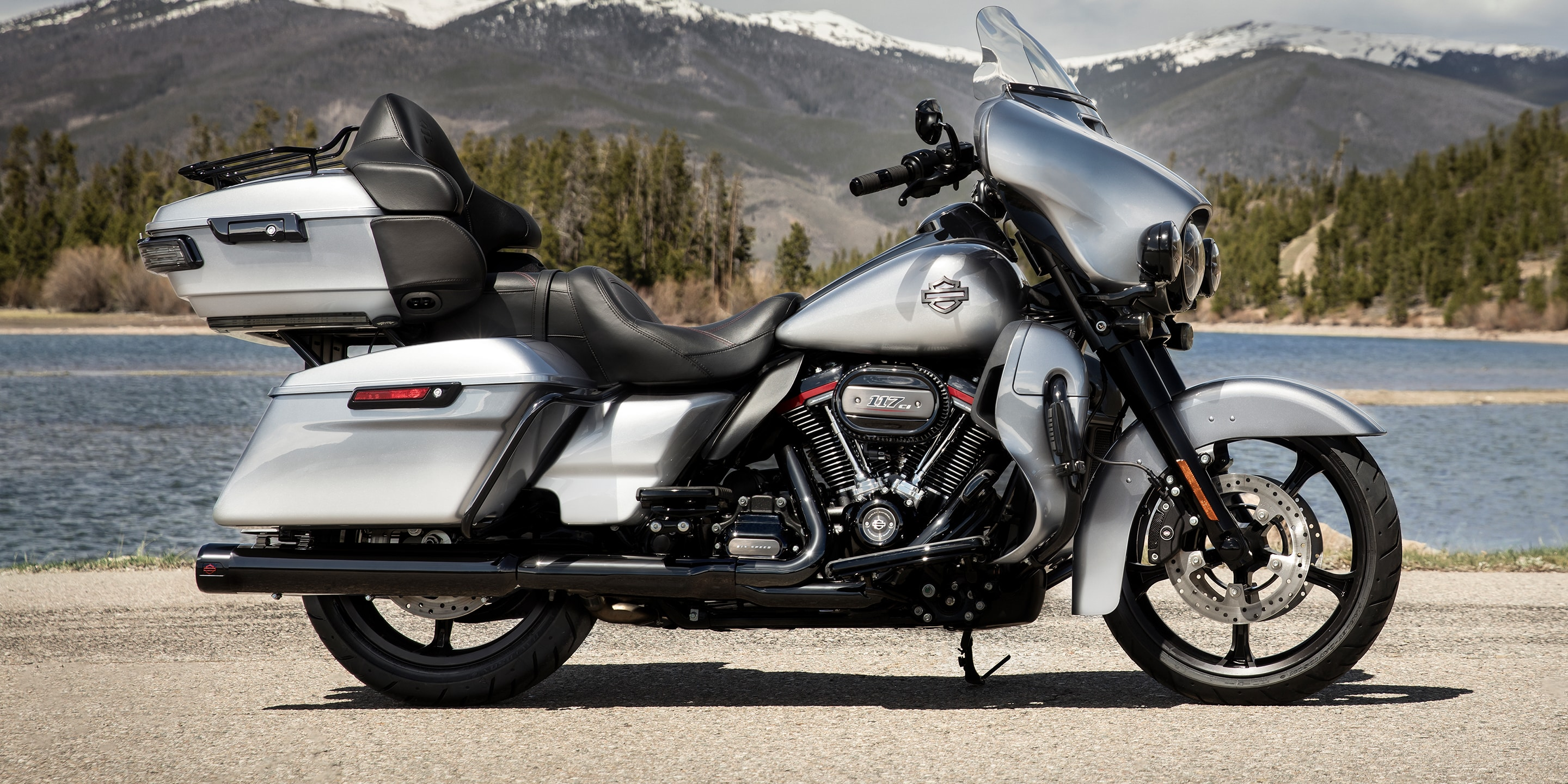 2019 CVO Limited Motorcycle