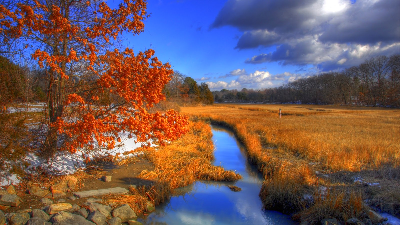 Group of Appalachian Mountains Fall Wallpapers