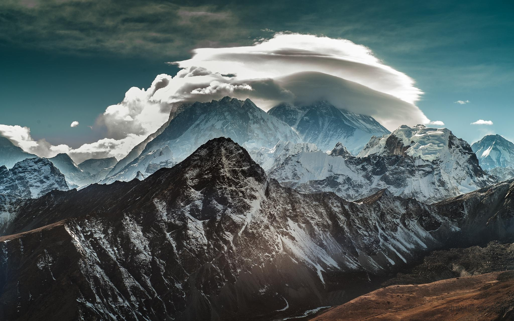 mountain landscape clouds wallpapers and backgrounds