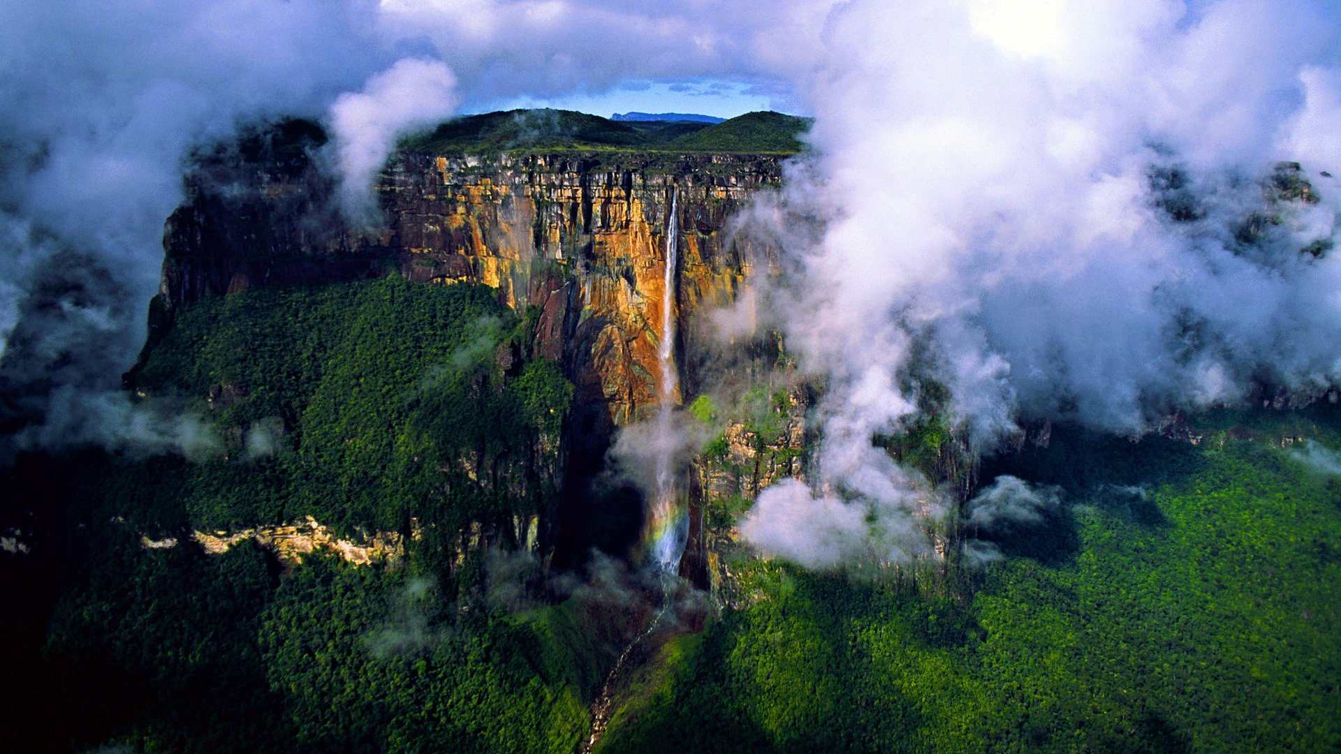 Angel Falls Backgrounds Wallpapers 25584