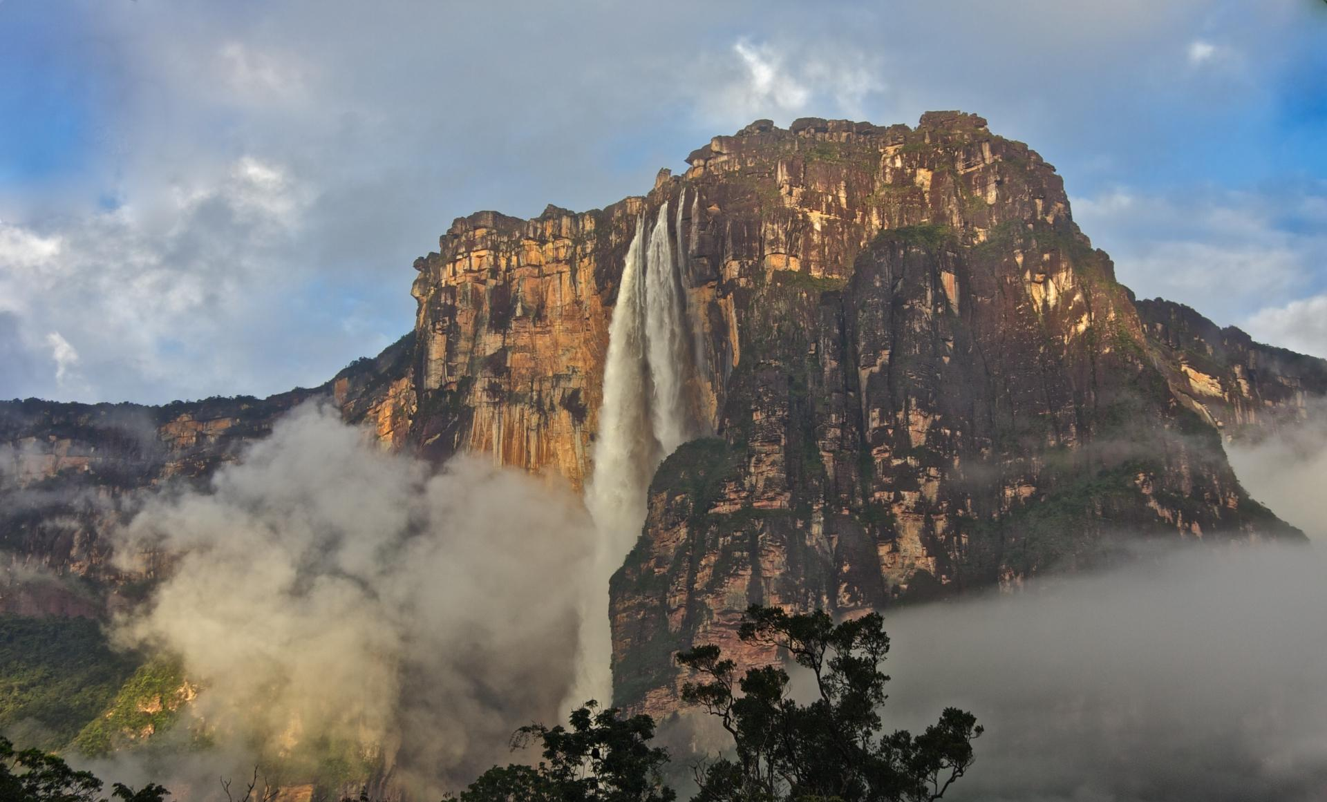 Angel Falls Wallpapers – Scalsys