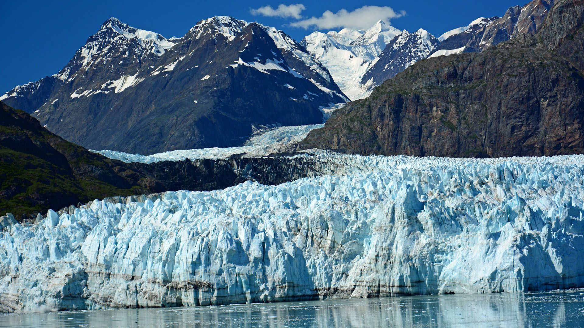 Glacier Bay National Park And Preserve Wallpapers Free Pictures On