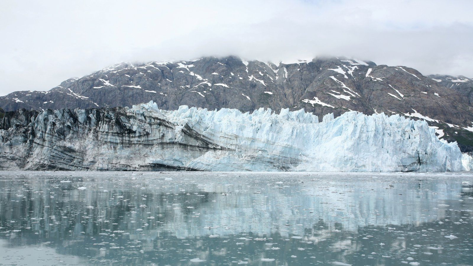 Mountain Pictures: View Image of Glacier Bay National Park